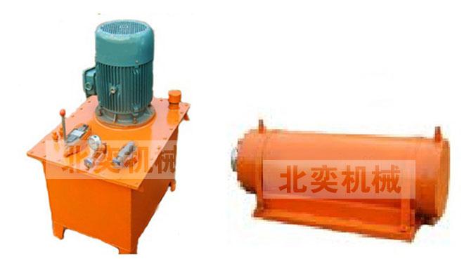 顶管机油缸生产厂家液压顶管机主要结构顶管机专用
