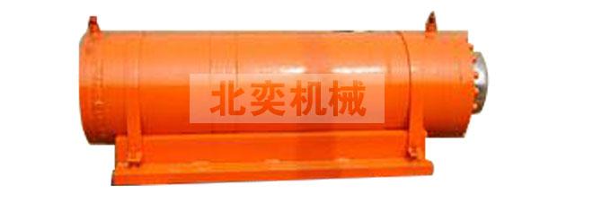 6,电动千斤顶将重物顶入后,应及时用支撑物将重物支撑牢固,禁止